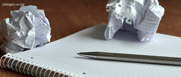 Writing down Goals – Why you should be doing it!